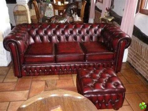 canap chesterfield cuir occasion photos canapé chesterfield cuir occasion