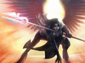 Avacyn, Angel of Hope by entroz on DeviantArt