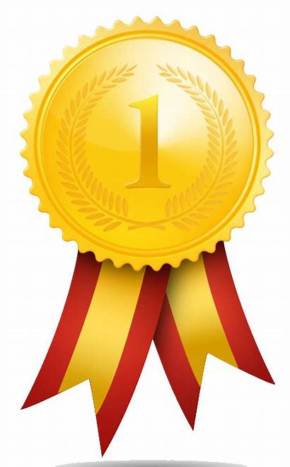 Medal Gold Transparent