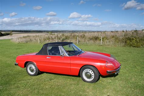 Alfa Romeo Car Prices by 1975 Alfa Romeo Spider Hagerty Classic Car Price Guide