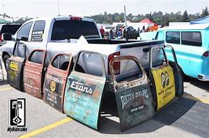 hand painted and lettered old truck doors myrideismecom With old school truck door lettering
