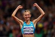 Olga Rypakova Photos Photos - Olympics Day 9 - Athletics - Zimbio