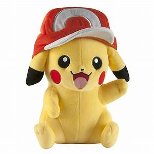 Pikachu with Ash's hat | Facedrawer