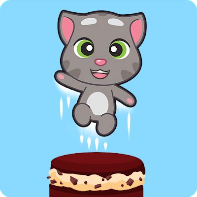 talking tom cake jump  mod money apk