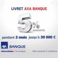 La Banque Postale Livret Jeune : livret axa banque 5 pendant 3 mois ibanques ~ Maxctalentgroup.com Avis de Voitures
