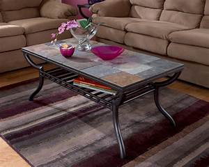 antigo rectangle coffee table from ashley t233 1 With antigo coffee table