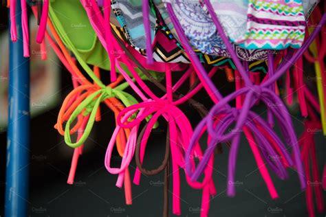 bikini rack beauty fashion  creative market