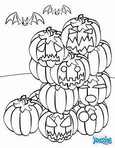 Citrouille Halloween Dessin : lovely citrouille halloween coloriage meilleur de ~ Melissatoandfro.com Idées de Décoration