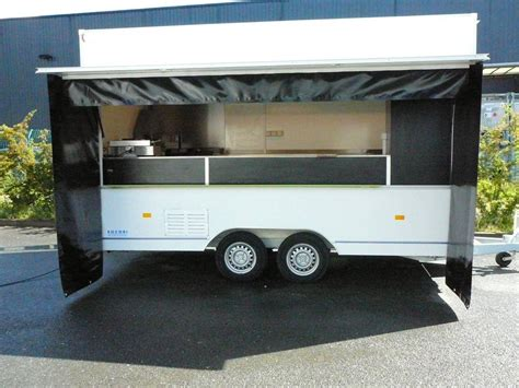 remorque cuisine occasion food truck occasion classifieds utilitaire food trucks d