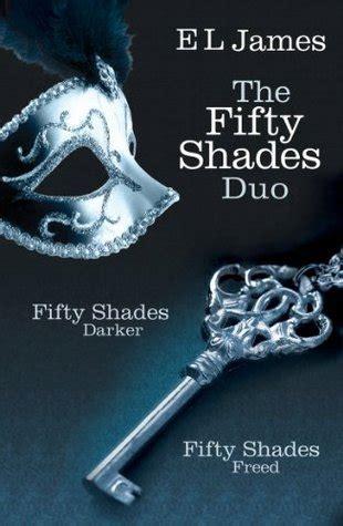 fifty shades duo fifty shades darker fifty shades freed