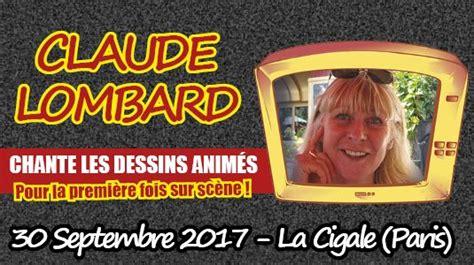 Claude Lombard Chante Les Dessins Animés