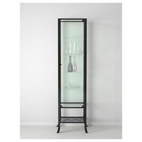 Ikea Detolf Cabinet Light by Glass Curio Cabinets At Ikea Nazarm Com