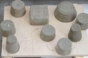 Faire Un Moule Pour Béton : trucs et astuces objets en b ton 3 etvoilaatelier beton pinterest bijoux en b ton ~ Melissatoandfro.com Idées de Décoration