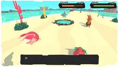 Temtem Multiplayer Battles Android Roblox Kickstarter Creature