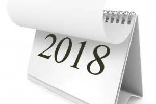 Images Happy New Year Calendars for 2018