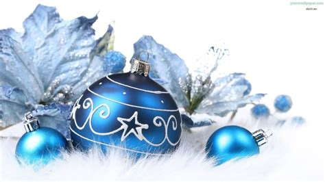 blue  silver christmas ornaments doliquid