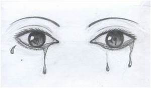 Closed Crying Eyes Drawing | www.pixshark.com - Images ...