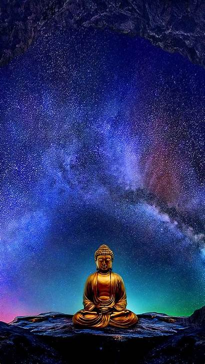 Meditation Hintergrundbilder Mobile Buddha Devices Artwork