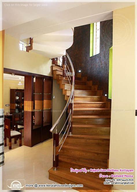 kerala interior design     staircase house design kerala house design home