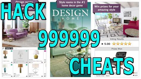 home design cheats design home codes