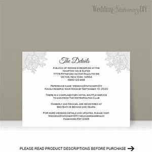 insert cards wedding information card reception card diy With wedding invitations with information inserts