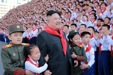 North Korea Willing To Use Child Soldiers To Fight U.s