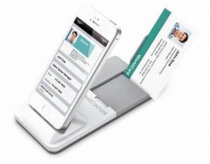 Business card scanner to iphone best business cards for Scan business cards iphone