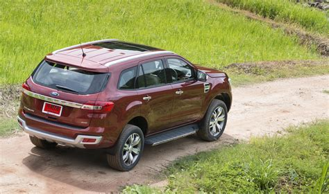 Ford Everest Review Caradvice