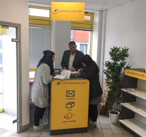bureau de poste brest brest création d un point de services la poste relais aux