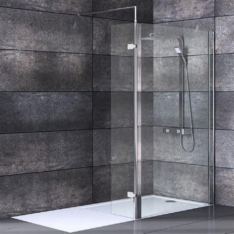 Premier Wet Room Glass Shower Screen