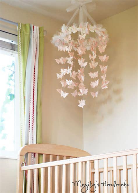 megity s handmade butterfly chandelier tutorial