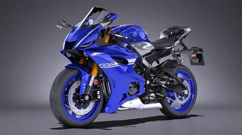 Yamaha R6 Image by Yamaha Yzf R6 3d Model Turbosquid 1241207