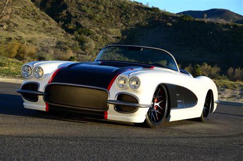 Rework of a Classic '59 Corvette   ReinCarNation Magazine