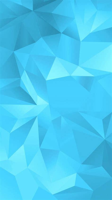Wallpaper Pattern Phone by Simple Blue Fold Polygon Pattern Wallpaper Iphone 6