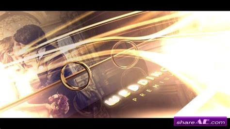 videohive wedding intro 187 free after effects templates