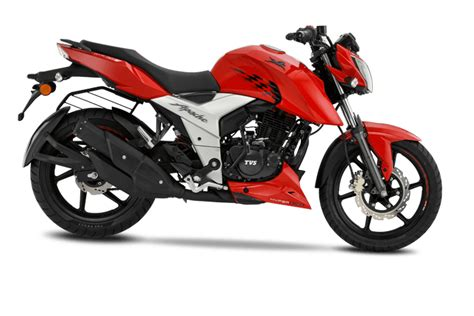 The new apache rtr 160 is most attracting paint job. 2018 TVS Apache RTR 160 4V - Price, Specs, Features And More