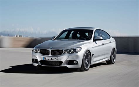 2014 Bmw 3 Series Gran Turismo First