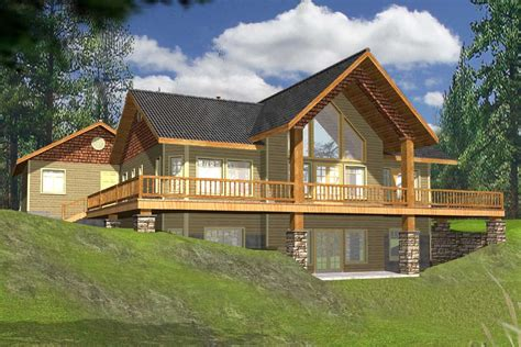king   hill gh architectural designs house plans