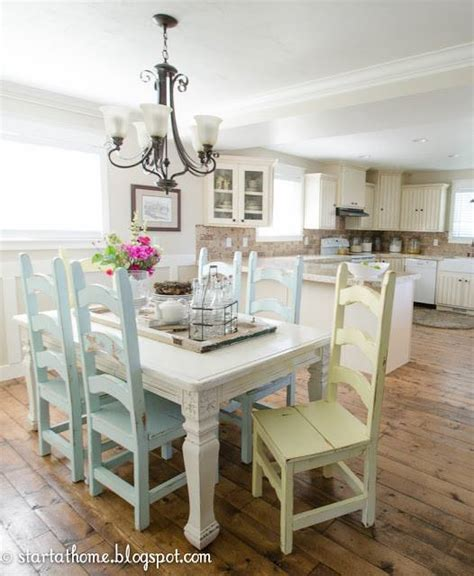 how to decorate your kitchen table farmhouse table round up start at home decor