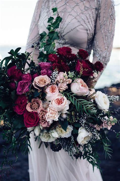 Best 25 Burgundy Wedding Flowers Ideas On Pinterest