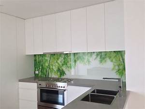 57 best digitally printed glass splashbacks images on With kitchen cabinets lowes with canvas wall art purple flowers