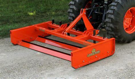 land pride grader scrapers  driveway tool humphreys