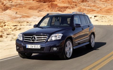 2010 Mercedes-Benz GLK Class Review, Ratings, Specs ...