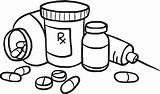 Medicine Drugs Clipart Bottle Coloring Pages Prescription Drawing Cliparts Student Clip Meds Awesome Clipartmag Sweden Library Getdrawings Settling Guide Printable sketch template