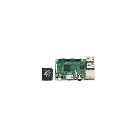 raspberry pi modell  mit micro sd karte  gb