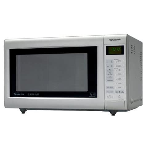 Einbauherd Mit Mikrowelle by Panasonic Nn Ct562mbpq Combination Microwave Oven