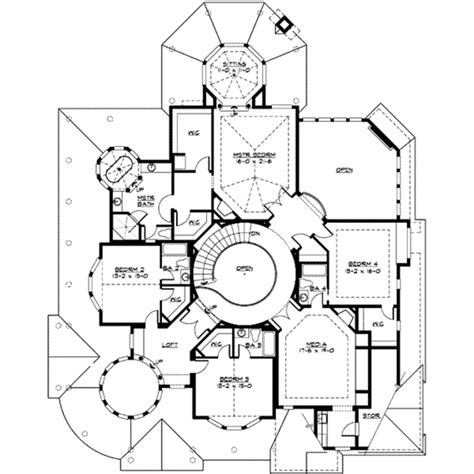 surprisingly historic house plans style house plan 4 beds 4 5 baths 5250 sq ft