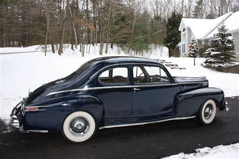 retired home interior pictures 1947 lincoln custom coupe barn find