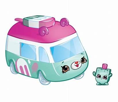 Shopkins Popsicle Zippy Cutie Cars Fun Season