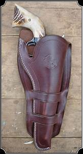Mexican Double Loop Holster